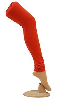 Picture of Fascinating orange color leggings