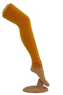 Picture of Fantastic mustard color leggings