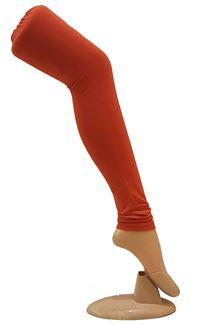Picture of Beautiful wear dusky orange leggings