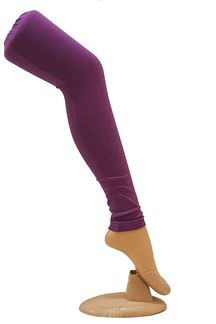Picture of Flamboyant purple colored leggings