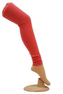 Picture of Uniquely peach colored leggings