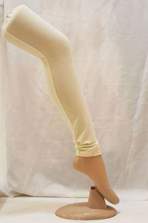 Picture of Charming cream color leggings